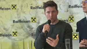 Ski champion Hirscher delays decision on professional future [Video]
