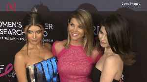 Lori Loughlin's Daughter, Olivia Jade, May Not Have Filled Out Her Own USC Application [Video]