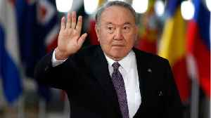Kazakhstan's Leader Nazarbayev Resigns, Ending Three Decades In Power [Video]