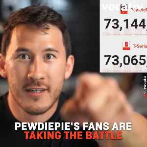 PewDiePie is on a Mission to Keep His YouTube Popularity Crown [Video]