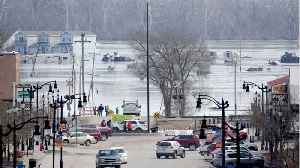 Catastrophic Floods Cause Widespread Damage In The Midwest [Video]