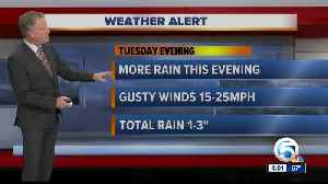 Updated Tuesday forecast [Video]