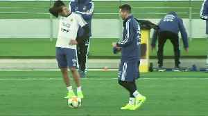 Argentina gear up ahead of Venezuela friendly [Video]