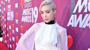 Tiffany Young on Her Historic iHeartRadio Music Awards Win: 'I Hope it Inspires More Women' [Video]