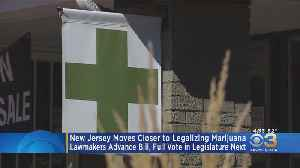 Pennsylvania, New Jersey Getting Closer To Legalizing Recreational Marijuana [Video]