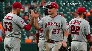 Trout finalizing record $430 mln deal: reports [Video]