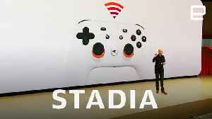 Google's Stadia Announcement at GDC 2019 in Under 14 Minutes [Video]
