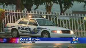 Increased Police Presence Outside Gulliver Academy After Security Scare [Video]