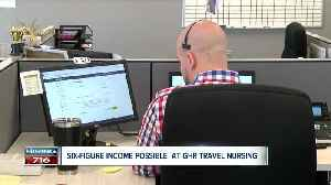 GHR Travel Nursing looks to hire 25 recruiters [Video]