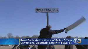 Road Dedicated To Officer Killed During Delaware Prison Riot [Video]