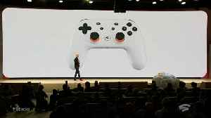 News video: Google Unveils Stadia, a 'Cloud-Native' Game Streaming Service