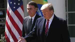 Bolsonaro and Trump Aim for Better US-Brazil Relations [Video]