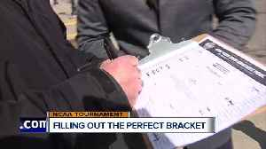Trying to perfect bracket? Odds aren't in your favor [Video]