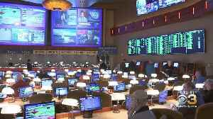 Fans In Atlantic City Ready For First NCAA Tournament With Legal Sports Betting [Video]