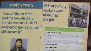 Reports Finds Parking Garage Industry Pays Workers 'Shockingly Low Wages' [Video]
