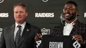 How will Oakland Raiders head coach Jon Gruden utilize wide receiver Antonio Brown differently? | Baldy's Breakdowns [Video]