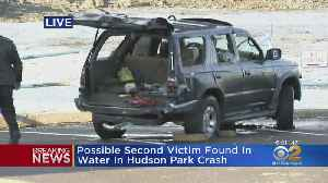 Body Found In Car That Crashed Into LI Sound [Video]