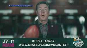 Dolphins Great Dan Marino Joins Miami Super Bowl Host Committee [Video]