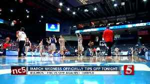 News video: Belmont NCAA First Four Notebook