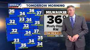 Brian Gotter's evening Storm Team 4cast for March 19. 2019 [Video]