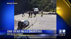 Search for suspect in I-5 shooting [Video]