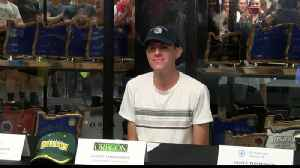 Crater's Tostenson Signs with Georgetown University [Video]