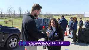 Solid Blue Drive-Thru: Day 2 [Video]