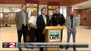 Joseph's Experience to benefit from 7th annual Oneida County Charity Basketball Games [Video]