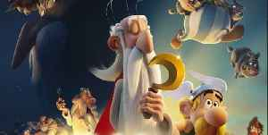 ASTERIX THE SECRET OF THE MAGIC POTION Movie [Video]