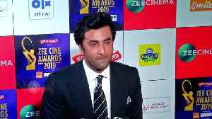 Ranbir Kapoor EXCITED About His Film Brahmastra With Alia Bhatt | Zee Cine Awards 2019 [Video]