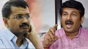 Arvind Kejriwal ended up being most confused person: Manoj Tiwari | Oneindia News [Video]