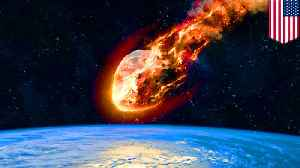 Huge meteor explodes in Earth's atmosphere [Video]