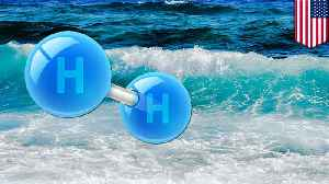 New technique generates hydrogen fuel from seawater [Video]