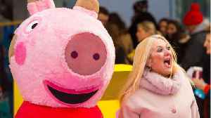 London Fire Brigade Calls Peppa Pig Sexist [Video]