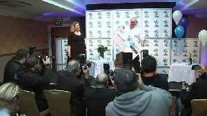 EuroMillions winner to spend money on his family [Video]