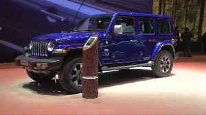 Jeep Stand at Geneva 2019 [Video]
