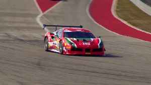 Ferrari Challenge North America 2019 Trofeo Pirelli Race 1 [Video]