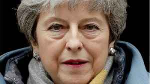 News video: Theresa May Wants To Delay Brexit