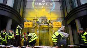 Bayer Shares Sink After Lawsuit Loss [Video]
