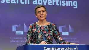 EU hits Google with €1.49bn fine for 'blocking rival search engines' [Video]