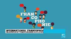 International Francophonie day: celebration of French language and culture [Video]