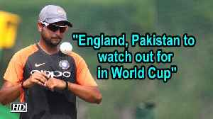 England, Pakistan to watch out for in WC: Kuldeep [Video]