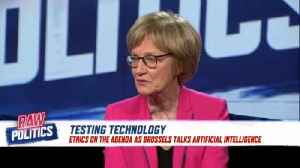 European Commission to fund artificial intelligence | Raw Politics [Video]