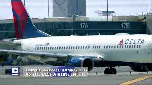 Travel Website Ranks Delta as the Best Airline in the US [Video]