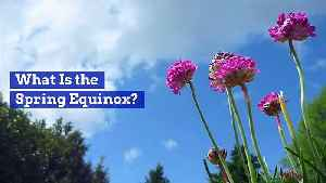 What Is the Spring Equinox? [Video]