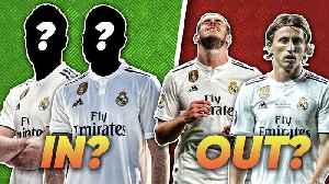Zinedine Zidane To Replace Bale And Modric With £300M Galactico Duo?! | Transfer Talk [Video]