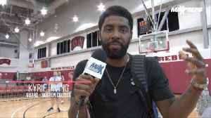 Kyrie Irving Interview [Video]