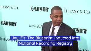 Jay-Z's 'The Blueprint' Inducted Into National Recording Registry [Video]