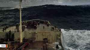 Rogue Waves Becoming More Extreme: Study [Video]