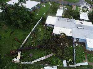 Cyclone Trevor Leaves Trail of Destruction in Lockhart River, Queensland [Video]